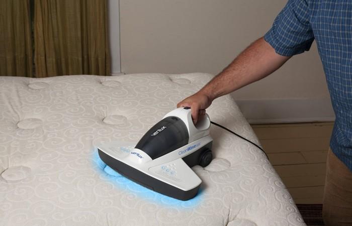 Почистване на матрак clean of mattress