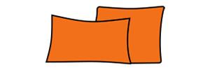 Възглавница Duogel